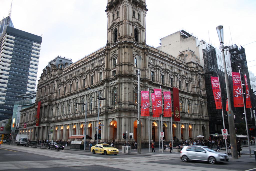 Melbourne International Comedy festival (MICF) on Art Festival In australia