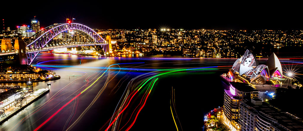 Vivid Sydney 2021 | The Best Vivid Cruises on Sydney Harbour