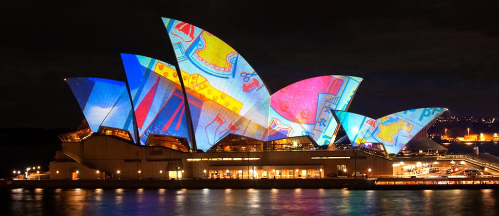 Celebrate Vivid Sydney 2021 Onboard a Spectacular Vivid Dinner Cruise