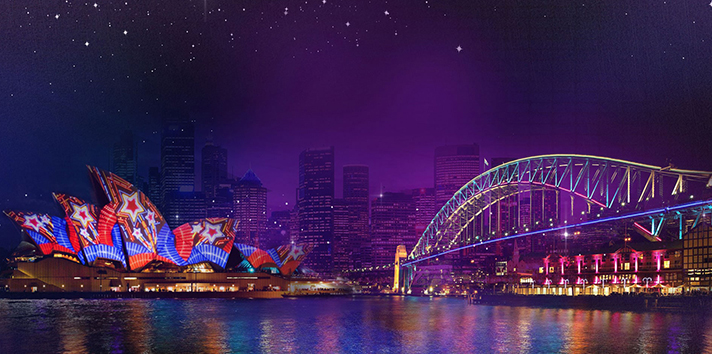 Vivid Sydney 2019 - Everything you need to know about Vivid Sydney this year!