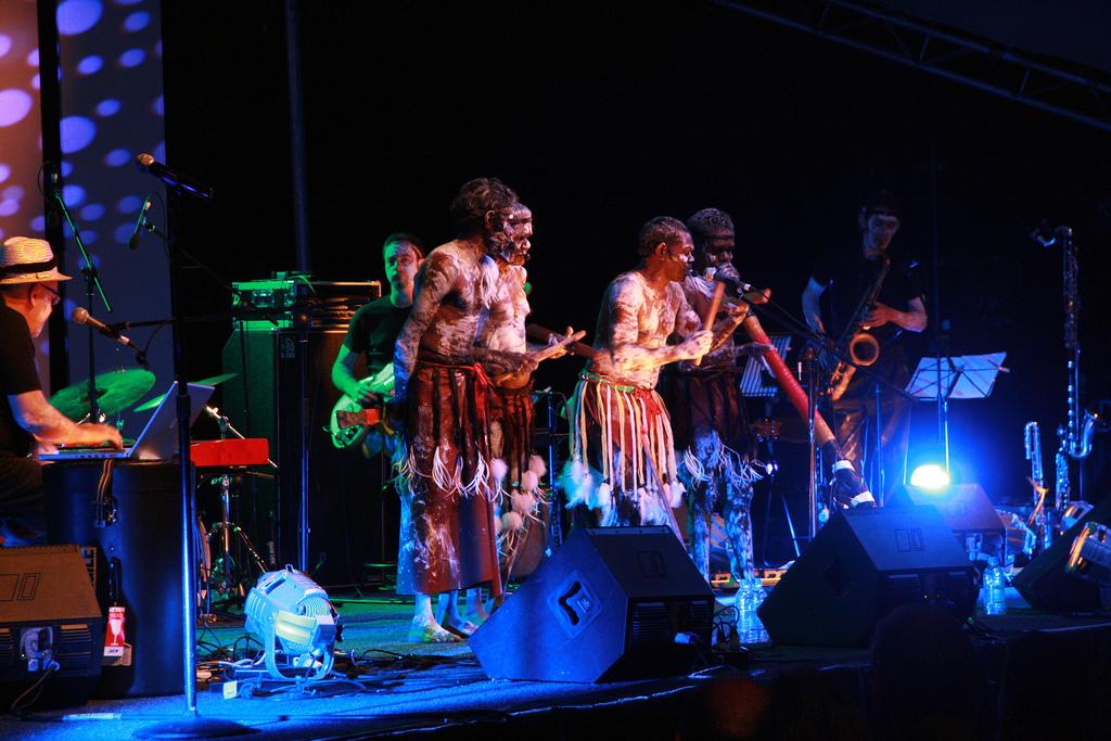 Darwin festival on Art Festival In australia