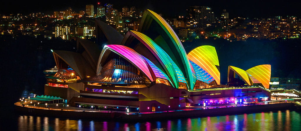 Sydney Vivid Cruises