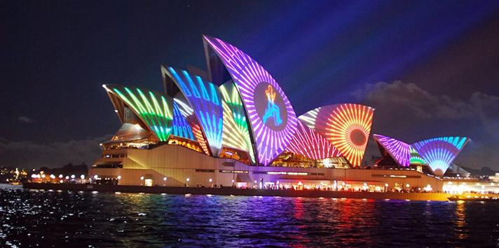 Vivid Sydney: The extravagant festival of music, lights and ideas